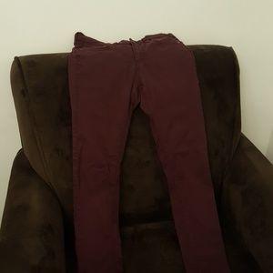 Purple Topshop MOTO Jeans